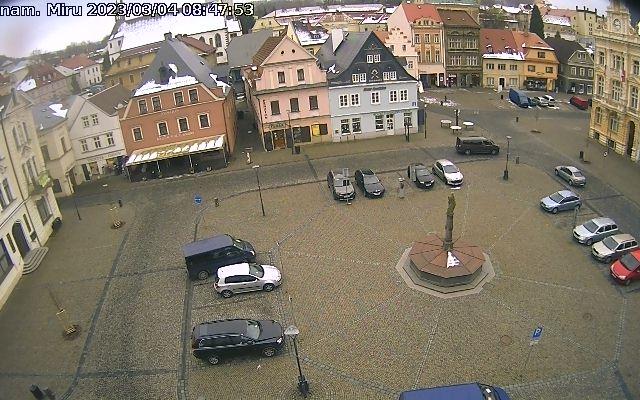 Kamera na żywo - Česká Kamenice